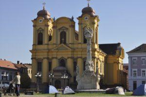 Rejser til Timisoara