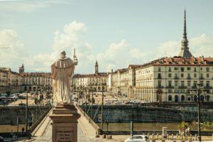 Rejser til Torino