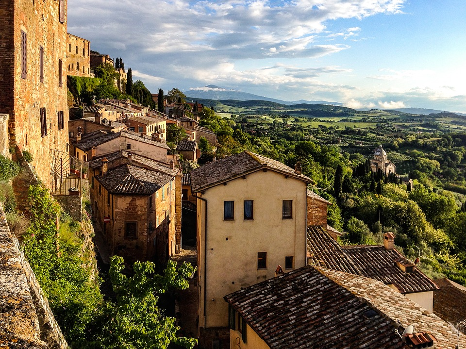 Rejser til Toscana