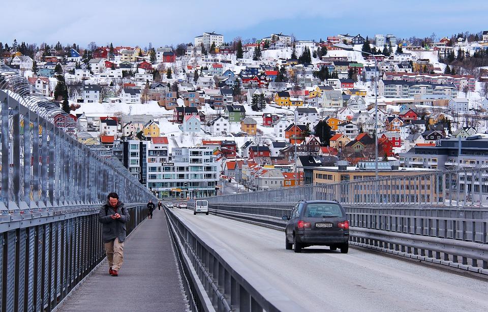 Rejser til Tromsø