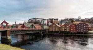 Rejser til Trondheim