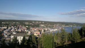 Rejser til Umeå