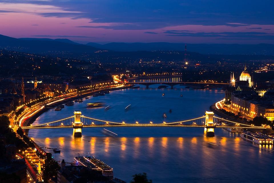 Rejser til Ungarn