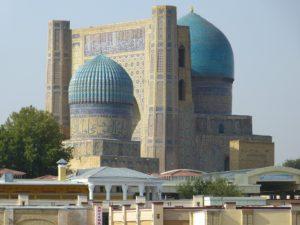 Rejser til Usbekistan