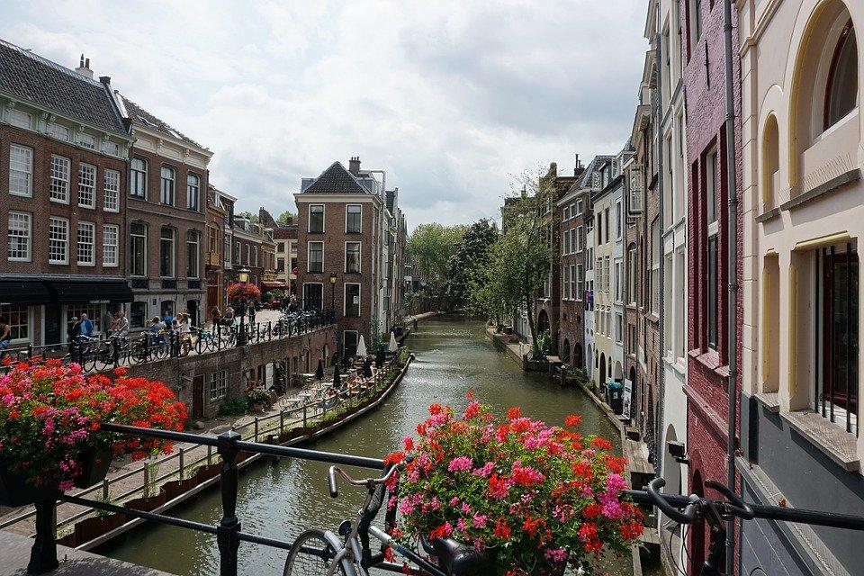 Rejser til Utrecht