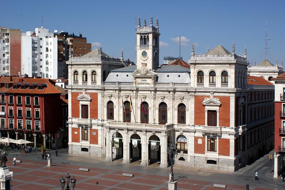 Rejser til Valladolid