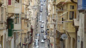 Rejser til Valletta