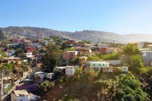 Rejser til Valparaiso