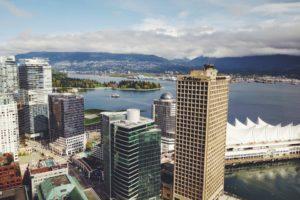 Rejser til Vancouver