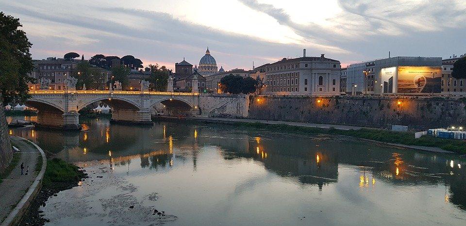 Rejser til Vatikanstaten