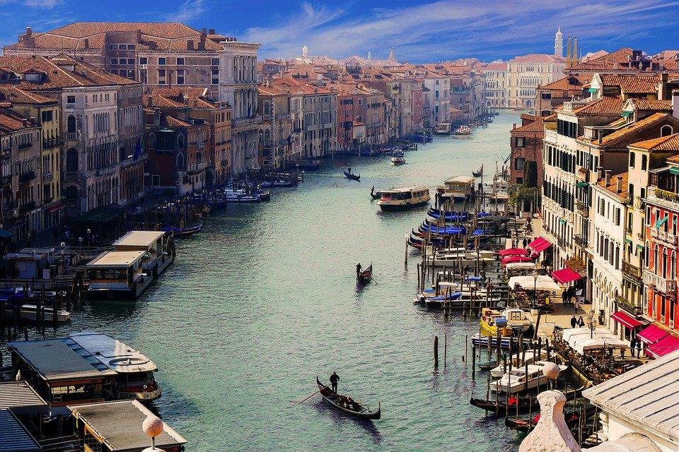 Rejser til Venedig