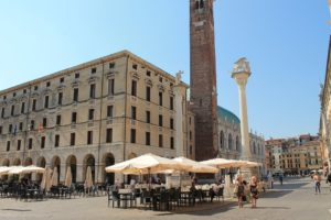 Rejser til Vicenza
