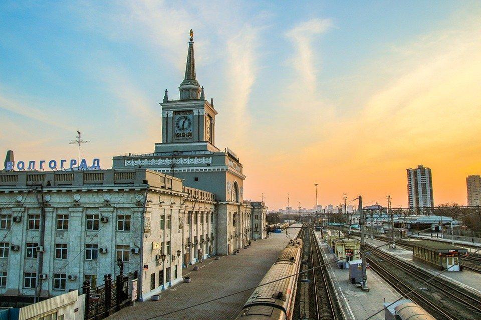 Rejser til Volgograd