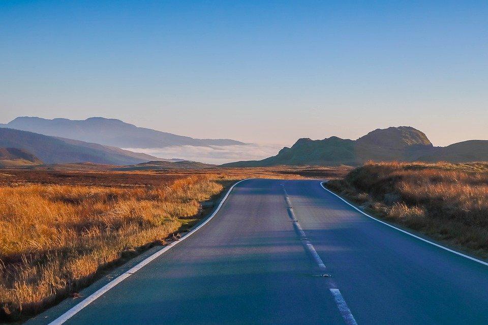 Rejser til Wales