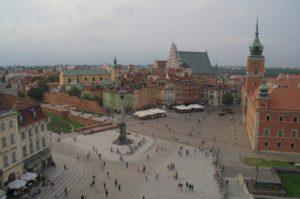 Rejser til Warszawa