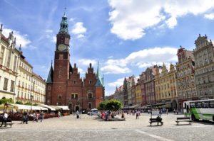 Rejser til Wroclaw