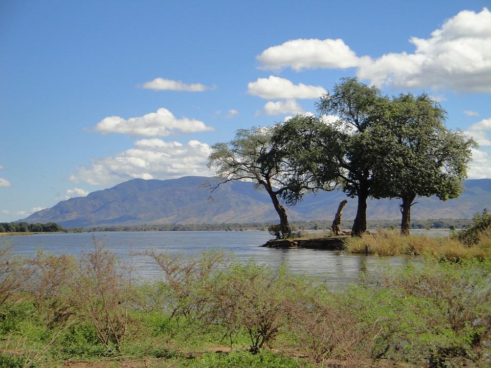 Rejser til Zambia