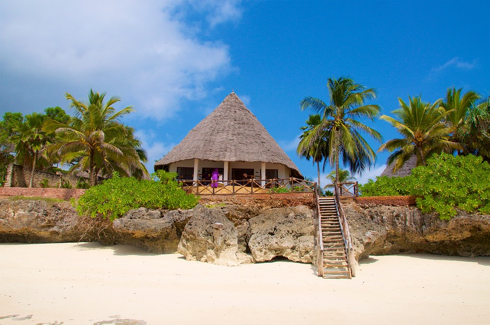 Rejser til Zanzibar