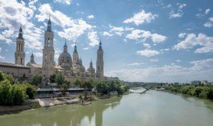 Rejser til Zaragoza