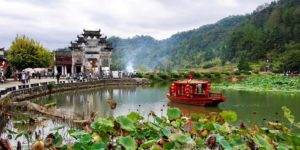 Rejser til Zhanjiang