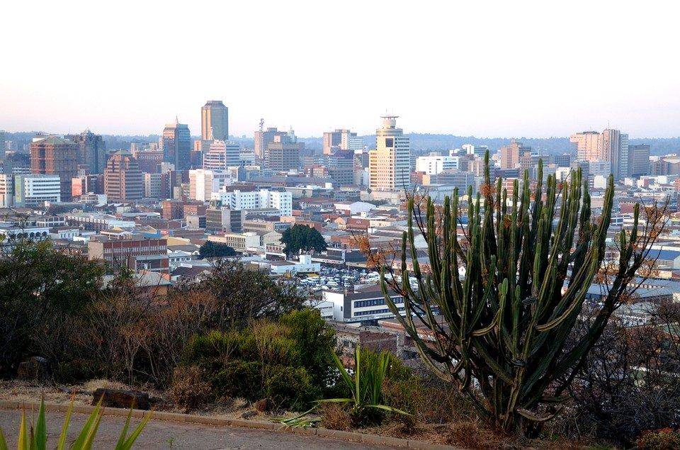Rejser til Harare