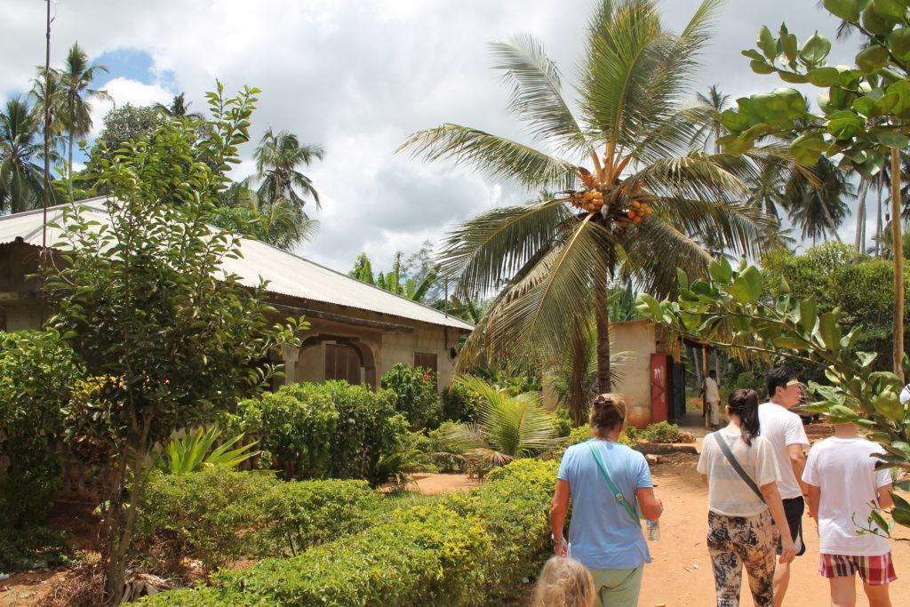 billede af en hytte