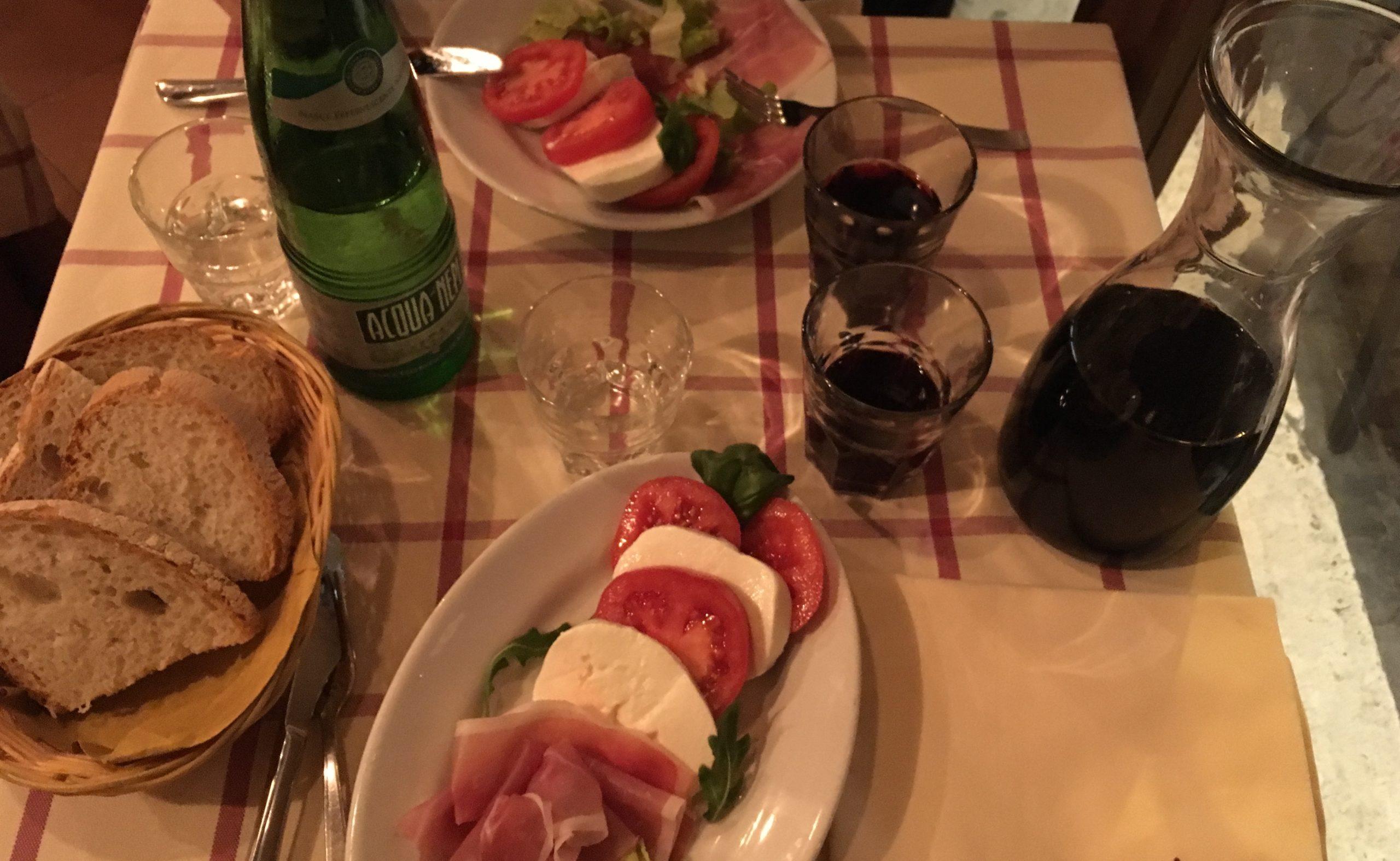 restauranter rom