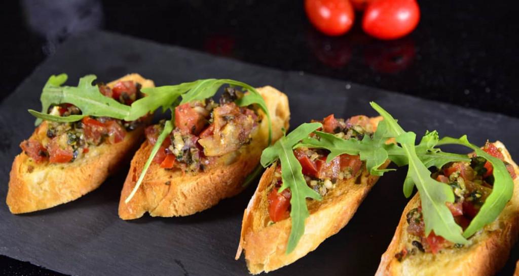 spansk tapas spis i madrid