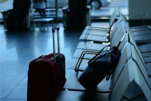 valg af håndbagage kuffert