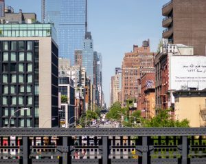 high line i new york