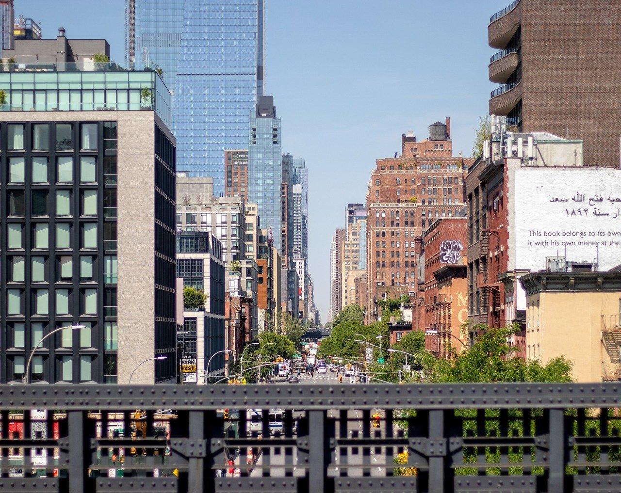 high line i new york