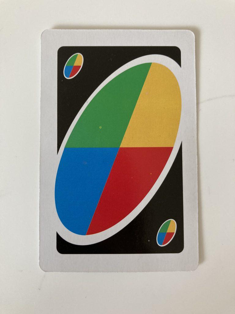 vælg farve kort
